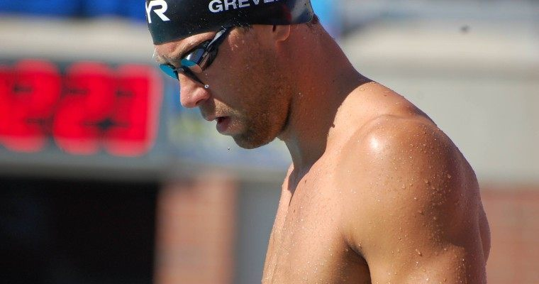 Race Video: Matt Grevers Gets His Hands On The Wall First To Win 50 Butterfly