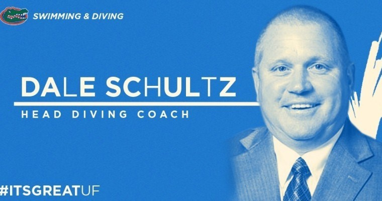 Florida Names Dale Schultz As New Head Diving Coach