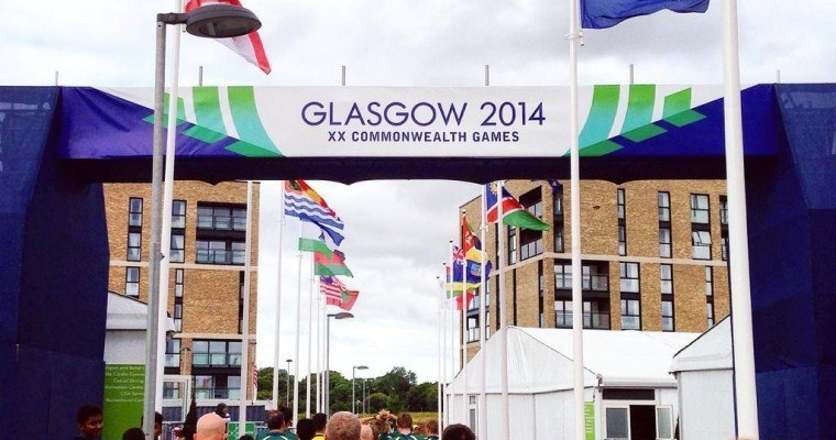 PHOTO VAULT: Twitter's inside glimpse at the Commonwealth Games