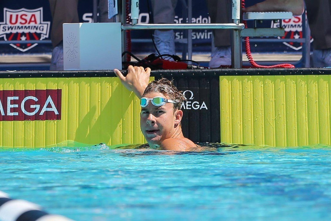 PHOTO VAULT: Day 1 Prelims at the 2014 Junior Nationals