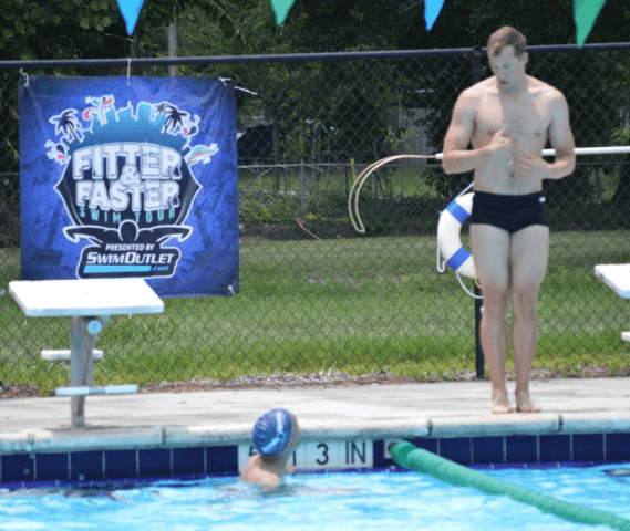 Fitter & Faster Swim Tour, Hialeah, FL:  Tyler McGill