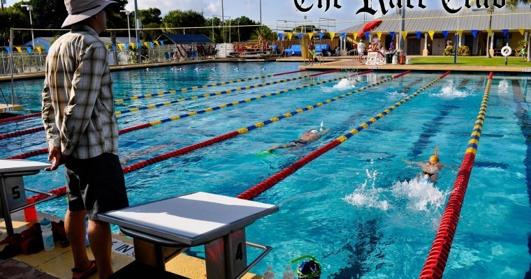 Swim Training: In Defense of Drills