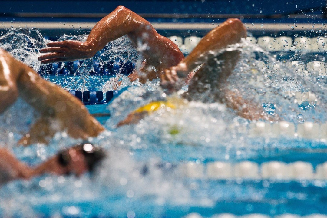Crawfish Aquatics' Colin Bone Breaks 33-Year-Old Record At Capital City Swim League Championships