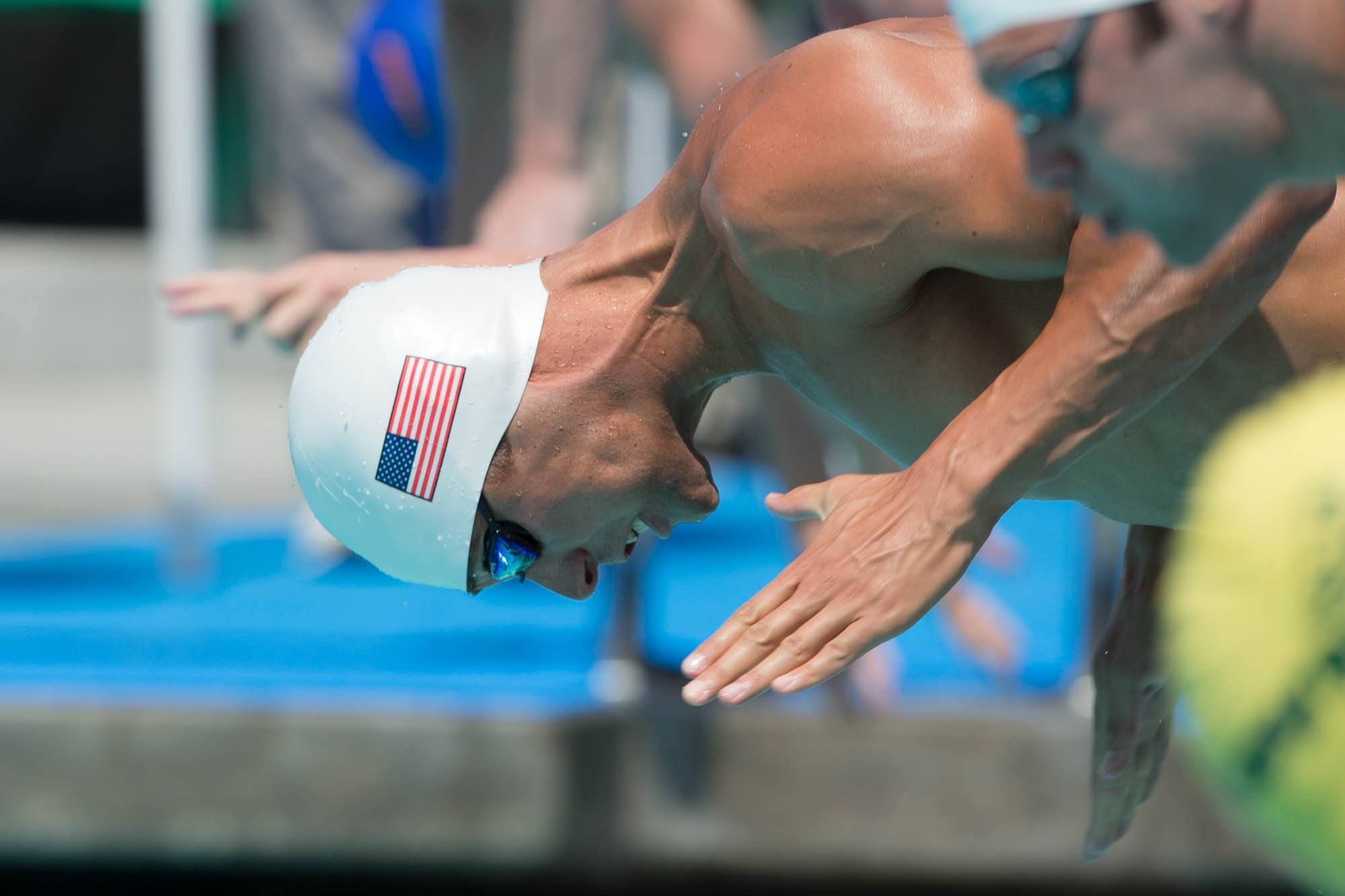 Are You Swimming to Win or Swimming Not to Lose? (And Why The Difference Matters.)