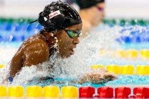 2015 FINA World Cup Dubai: Prelims Day Two