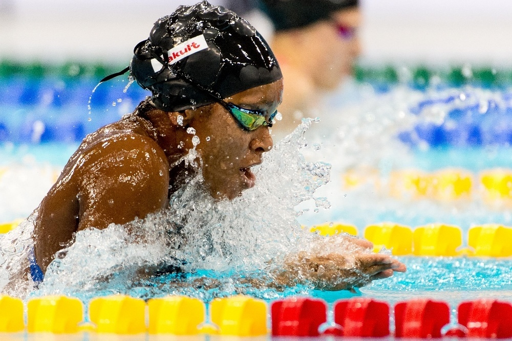 Alia Atkinson ties world record in Jamaica's first-ever Short Course World Championship