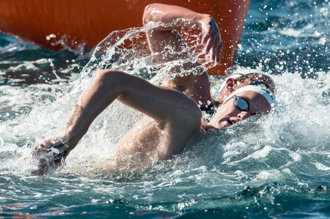 Andrew Gemmell, Sharon van Rouwendaal Win Swim The Swan in Australia