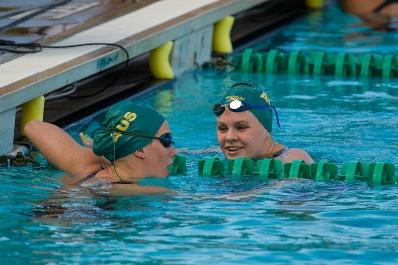 Americans Win 7 of 8 Golds; Shayna Jack Breaks Through for Aussies (MEDALS TABLE)