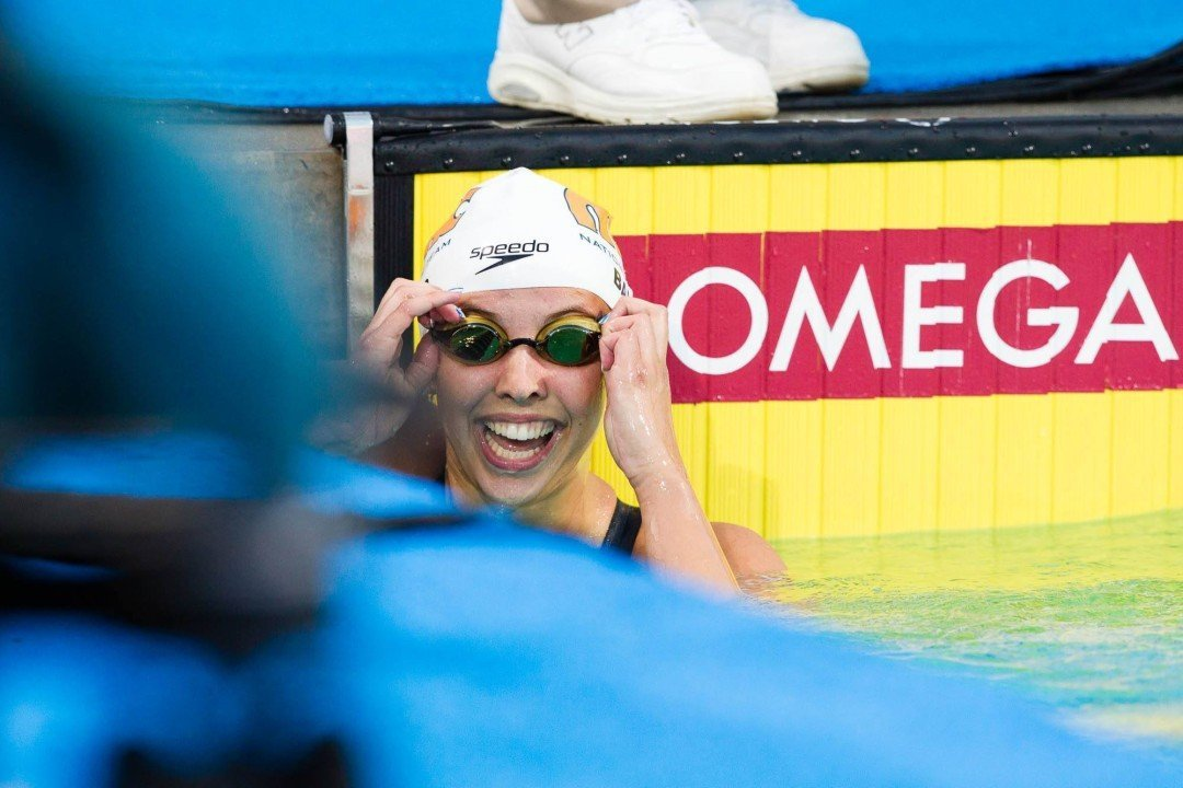 16 USA Swimming Juniors to compete at FINA World Cup Events