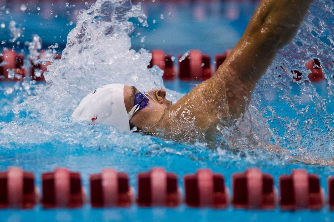 Israel Sending 17 Swimmers to 2014 European Championships