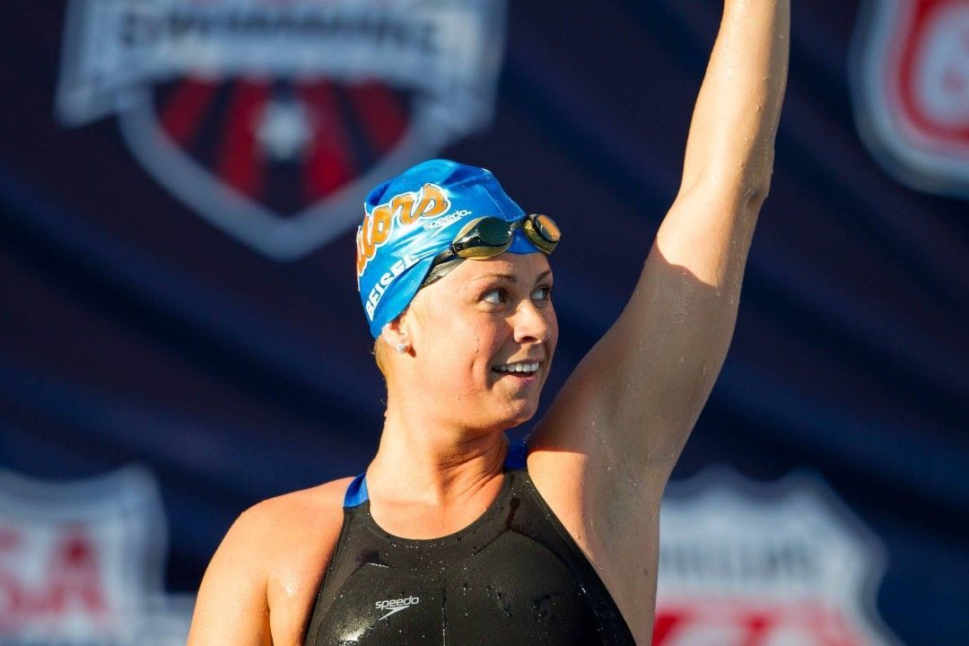 Race Video: Beisel Qualifies for PanPac Team in the Women's 400 m IM