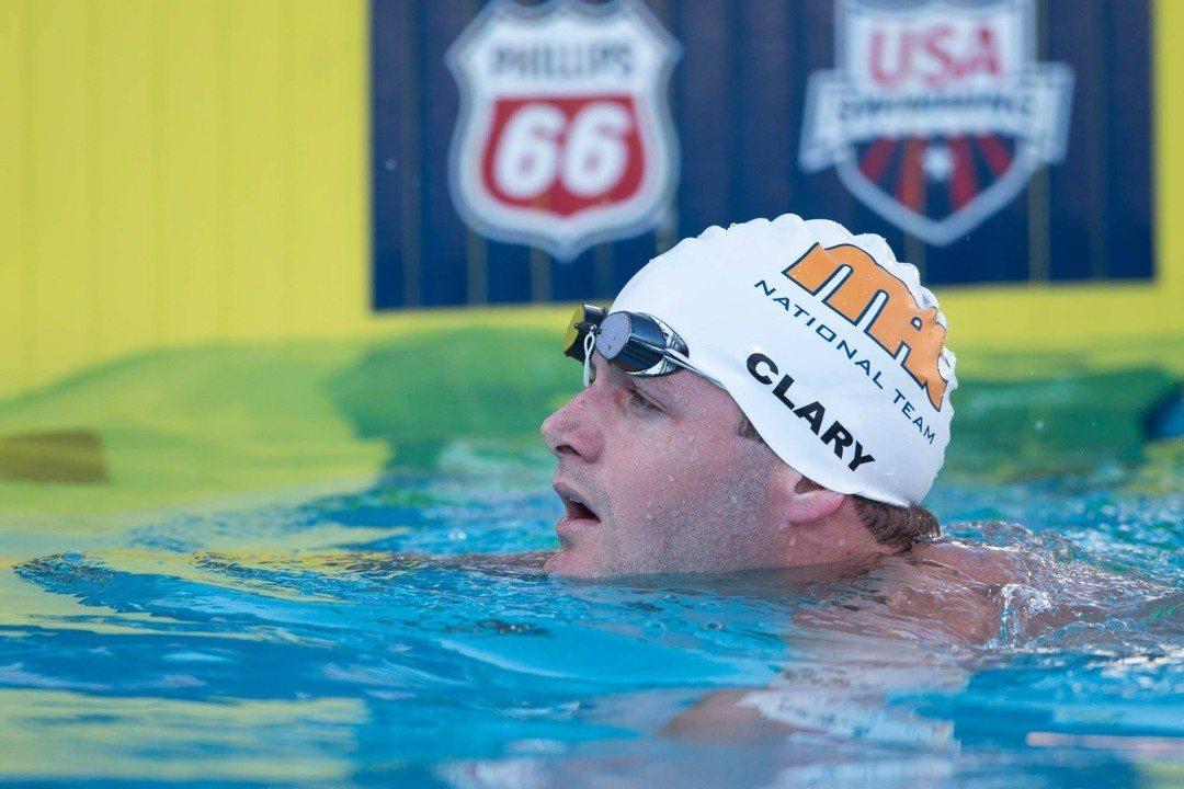 Race Video: Tyler Clary Runs Down Ryan Lochte, Ryan Murphy To Win 200 Backstroke