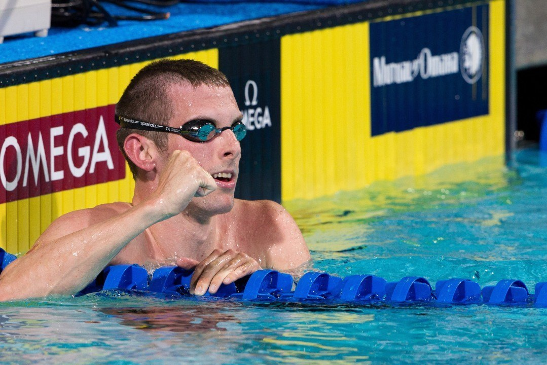 2015 Canadian Swimming Trials – Day 3 Prelims
