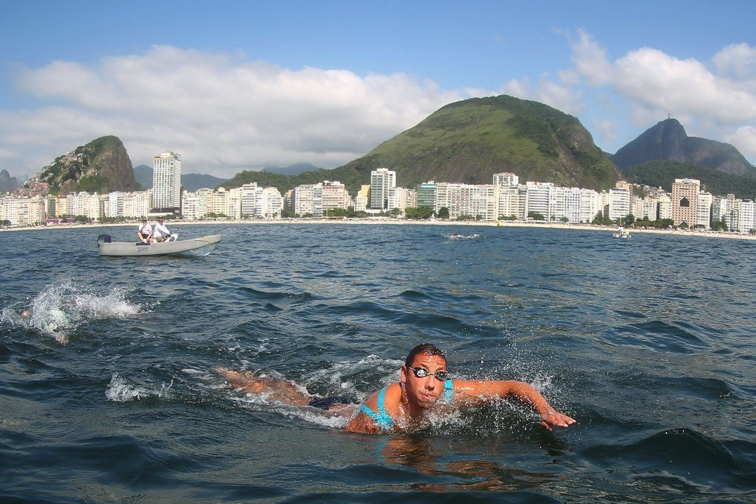 May, 2016 Tentatively Set for Rio Summer Olympic Games Test Event