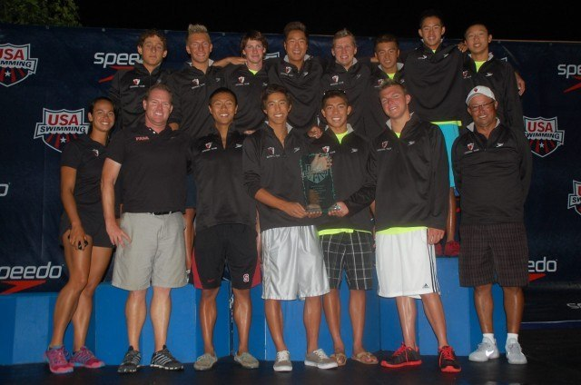 The PASA boys won the 2014 Junior National championships. Courtesy: Anne Lepesant