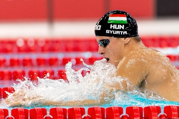 2012 Gold Medallist Daniel Gyurta Fails To Advance In 200 BR Heats