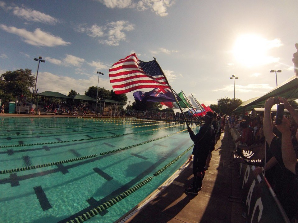 Photo Vault: Junior Pan Pacs Day 1 – View from the Inside
