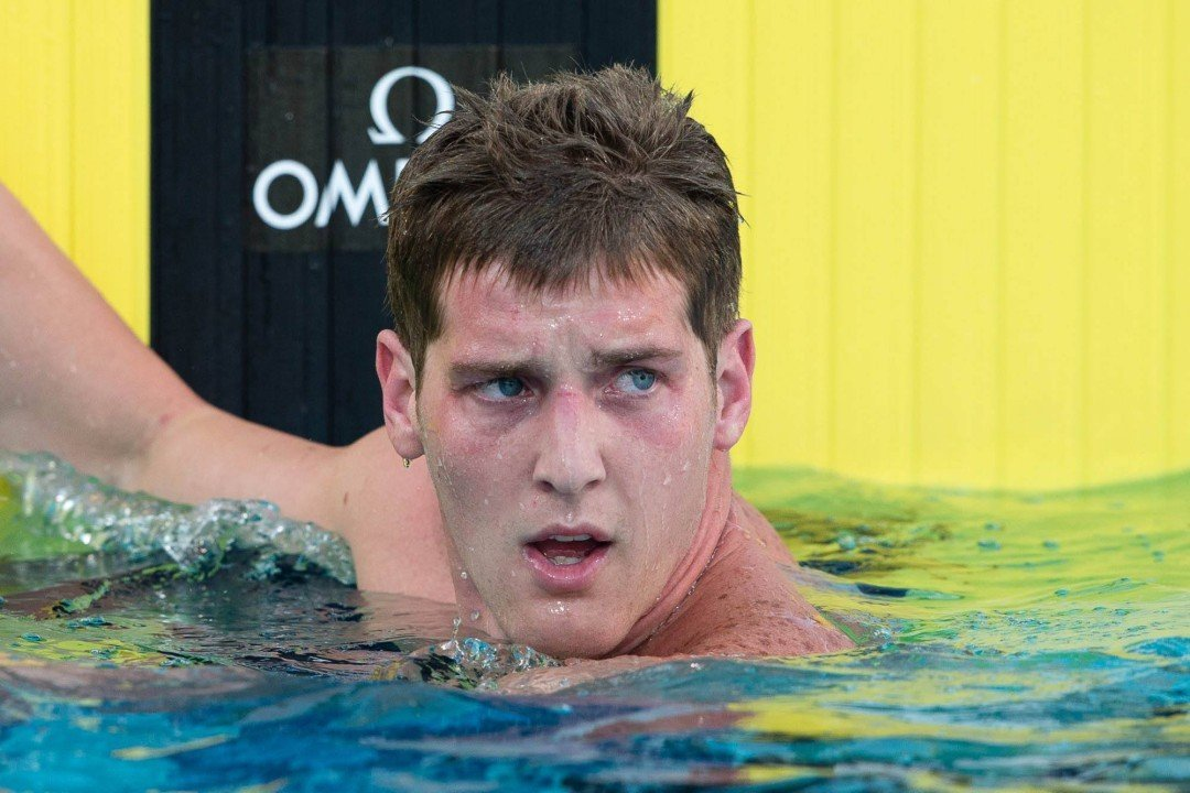 Jimmy Feigen, Amanda Kendall Win Big on Final Night of 2015 Bill Nixon Memorial Meet