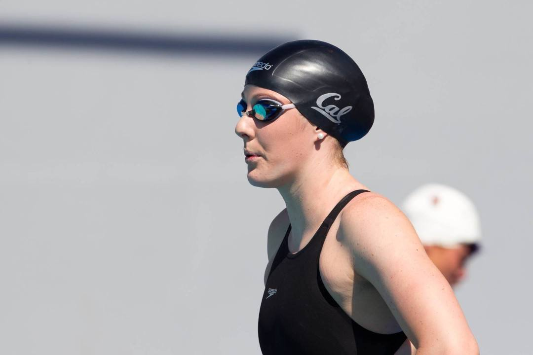 Missy Franklin's Strategy for Building Self-Confidence Before Competition