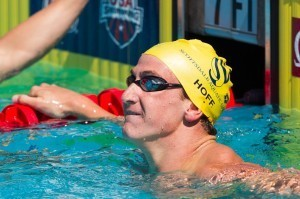 Watch Ryan Hoffer Obliterate 100 Free NAG Record With 41.23 (Race Video)