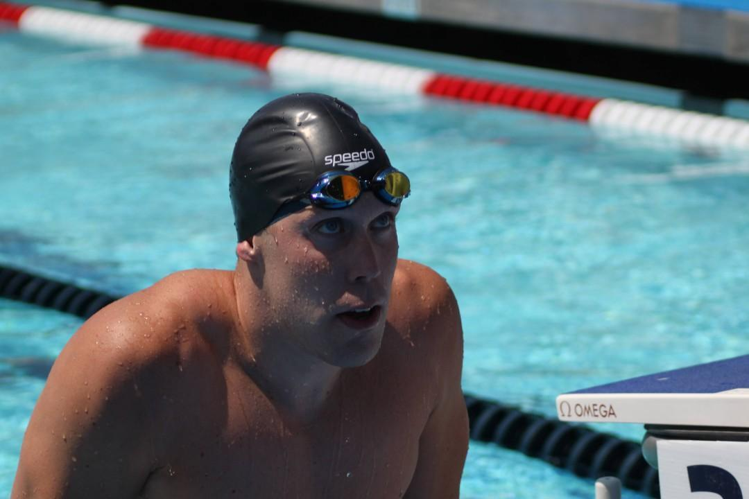 Brendan McHugh Breaks U.S. Open Record in 27.10 at U.S. Nationals Prelims