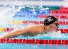 Inge Dekker NED 100 Butterfly Women FINA Mastbank Swimming World Cup 2014 Dubai, UAE  2014  Aug.31 th - Sept.1st Day1 - Aug. 31 heats Photo G. Scala/Deepbluemedia
