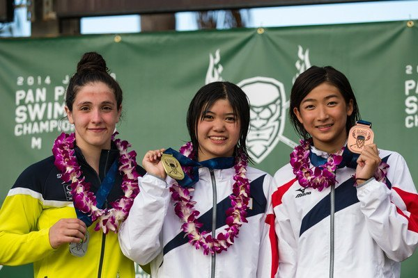 Americans Win 5 Gold, Japan 2 on Third Day of Competition in Hawaii (MEDALS TABLE)