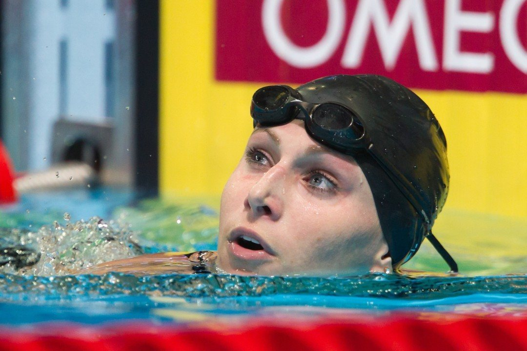 U.S. National Team Swimmer Sanctioned for Anti-Doping Rules Violation