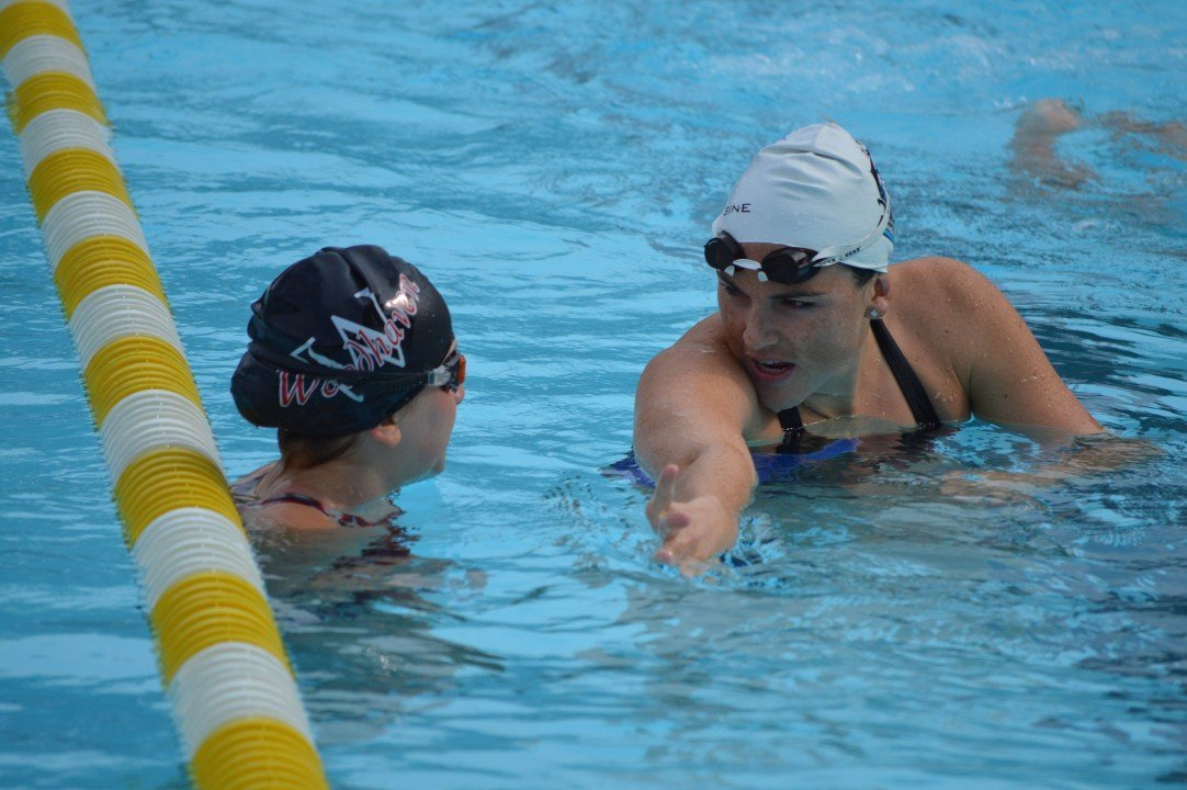 Fitter and Faster Swim Tour Columbus and Hartland Photo Vault