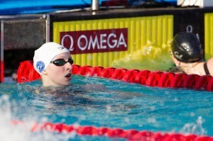RACE VIDEO: Watch Katie Ledecky Break World Record in 400 Free at U.S. Nationals
