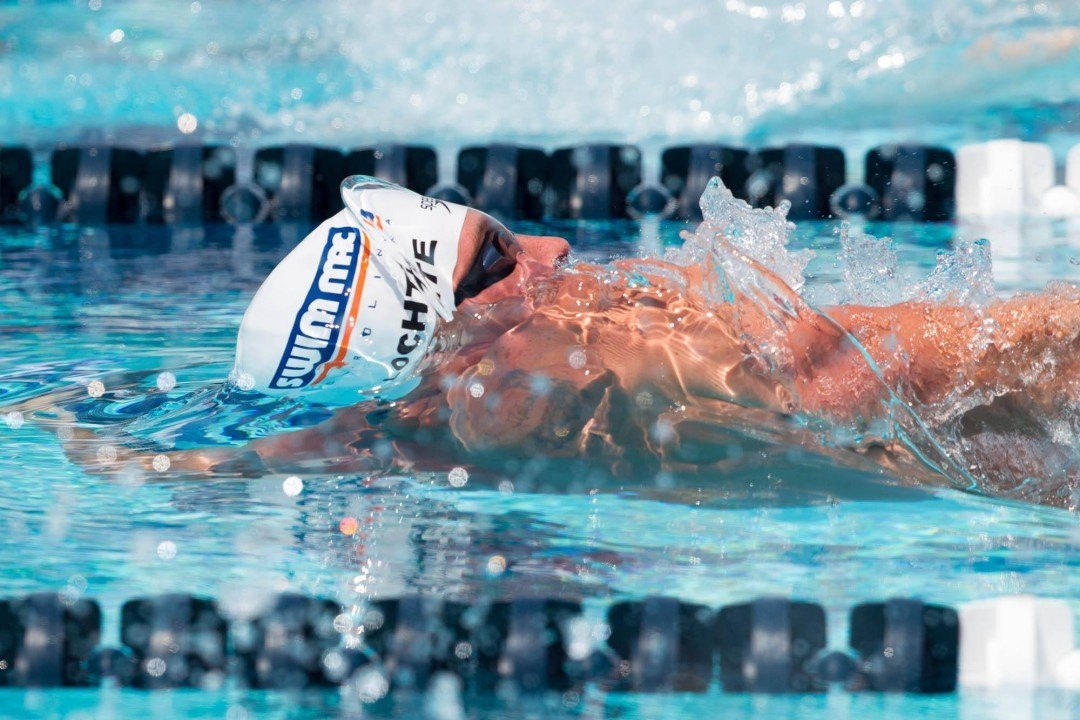 SwimMAC Carolina Dominating Team Scoring After Two Days at 2014 U.S. Nationals