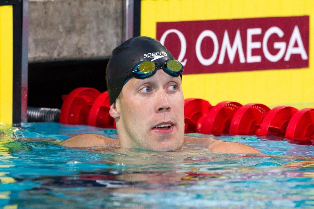 U.S. Open Record-Holder Brendan McHugh Wraps Career at Olympic Trials