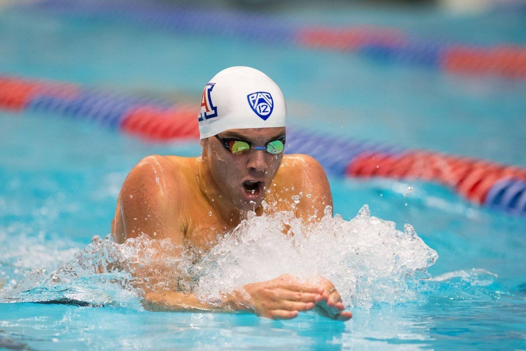 South Africa Finalizes Roster for 2014 Pan Pac Championships