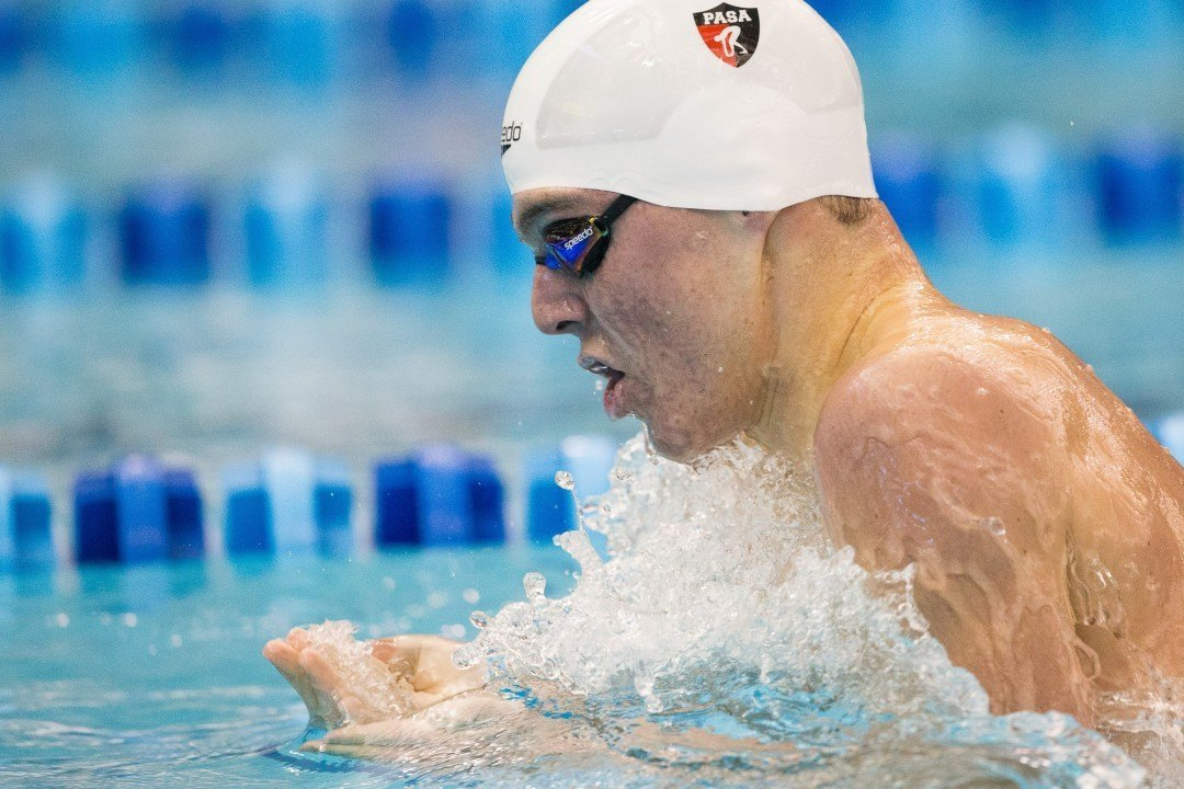 Ogren Hits 3:49.98 in 400 IM At A3 Invite Day 2 Prelims