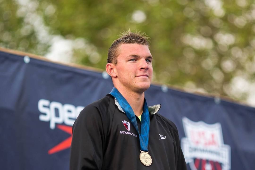 RACE VIDEO: Curtis Ogren Wins Boys' 200 IM at Junior Nationals as Part of PASA Team Title