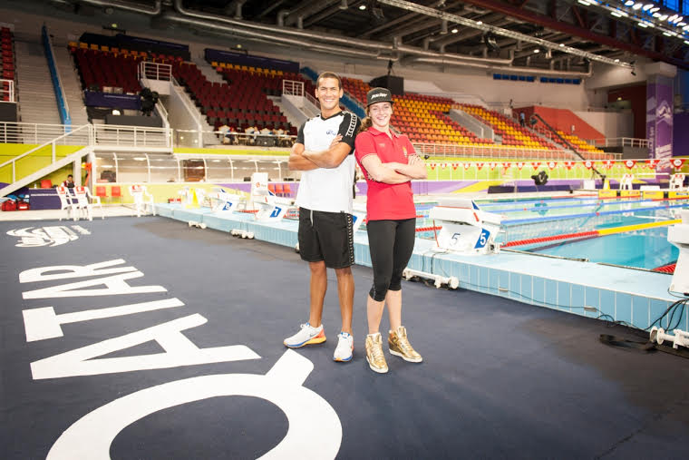 Hosszu Starts 2014 FINA World Cup Series With World Cup Record in 200 Free