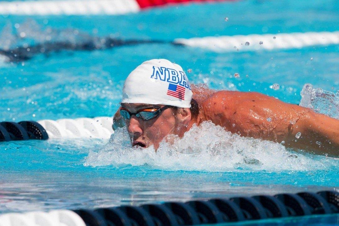 Michael Phelps to Return From Suspension at Pro Swim Series – Mesa