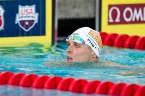 Tim Phillips, SwimMAC, 3rd in the 100m fly at US Nationals (courtesy of Tim Binning, theswimpictures)