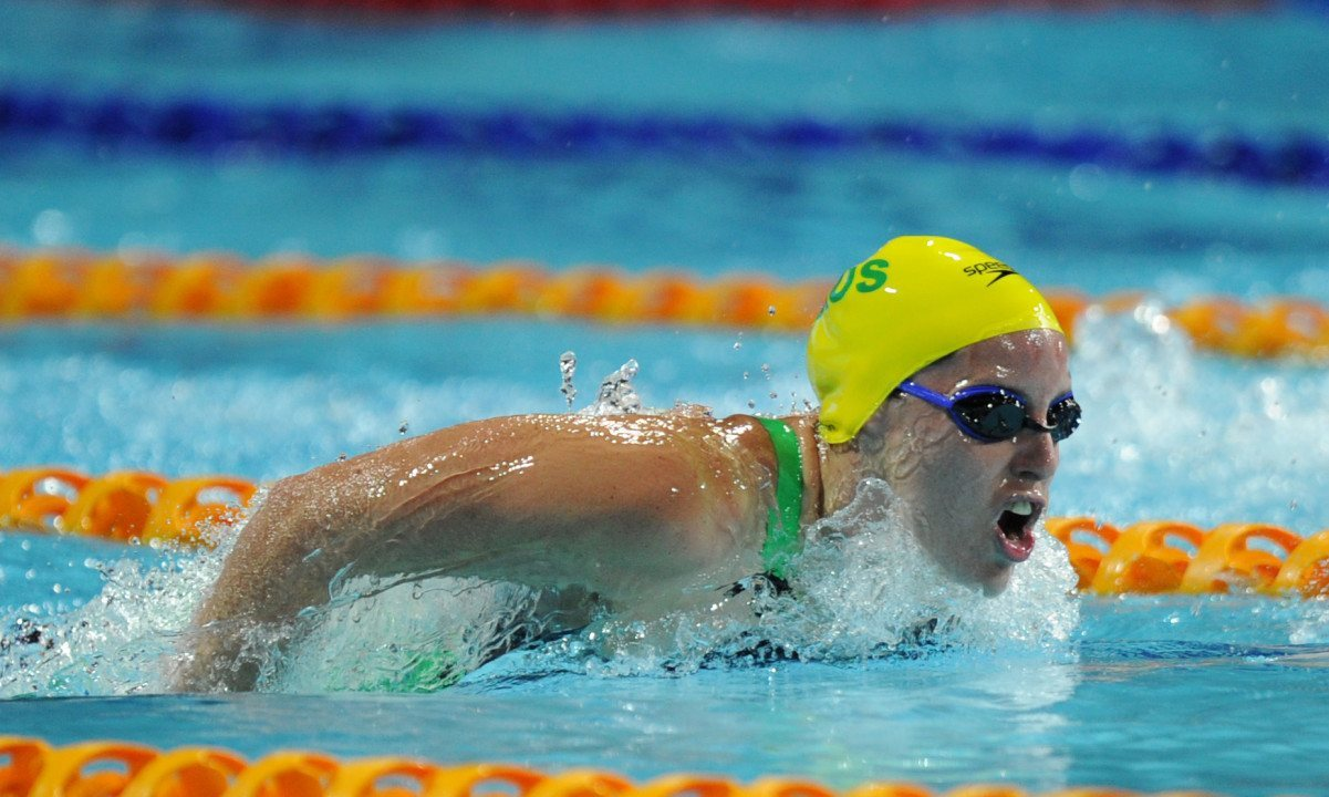 5-Time Olympic Medalist Alicia Coutts Announces Retirement