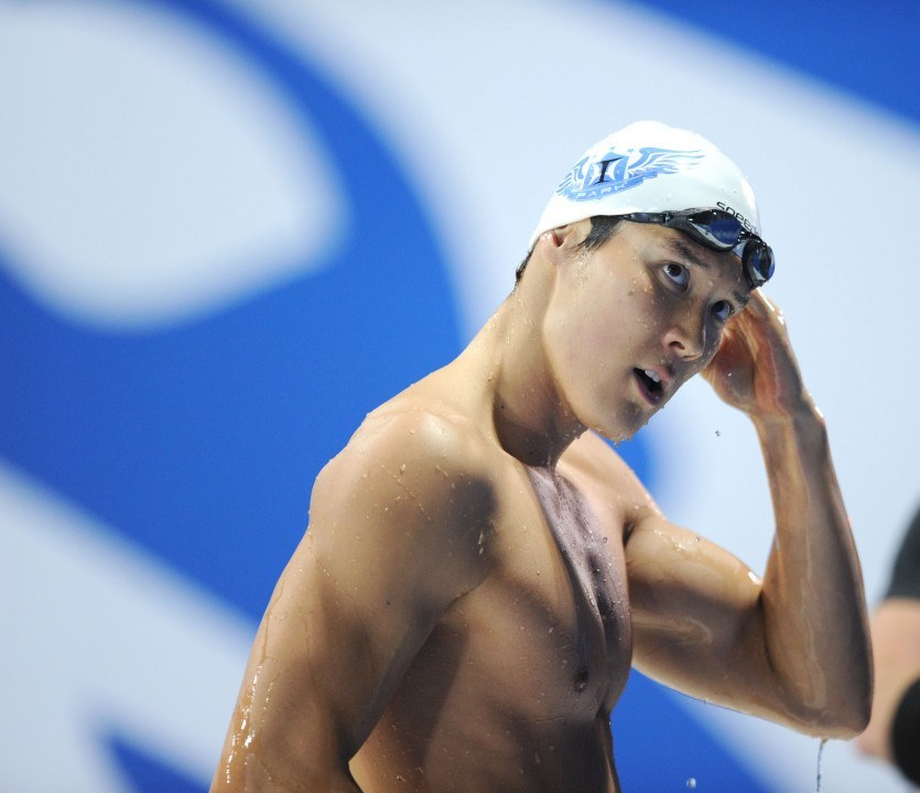 Park Tae Hwan, Still Under Doping Ban, Officially Back in Pool on June 1st
