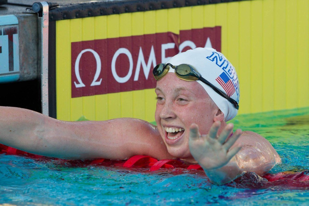 Aussies Top Total Golds After Day 2 of 2015 World Junior Championships