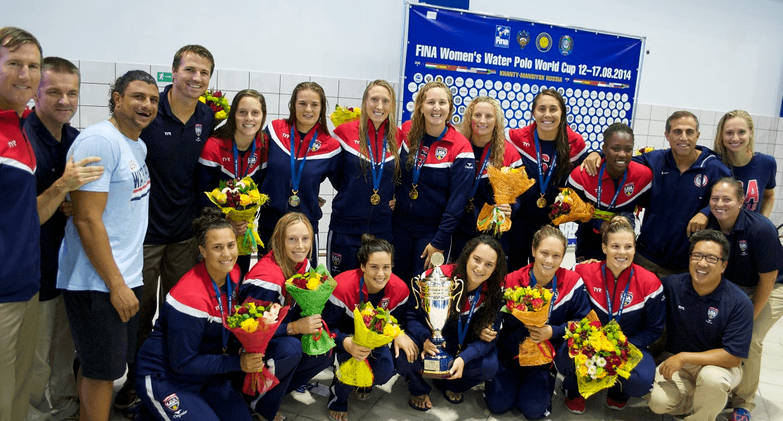 Water Polo: FINA World Women's Youth Water Polo Championships in Madrid August 25-31