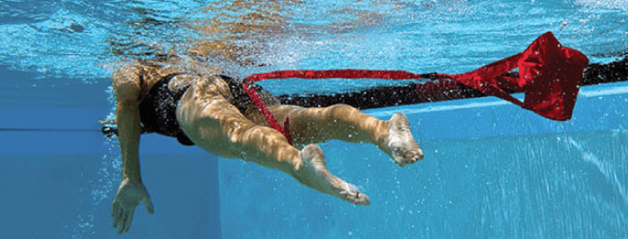 Swim Training: Pair Your Distance with Resistance