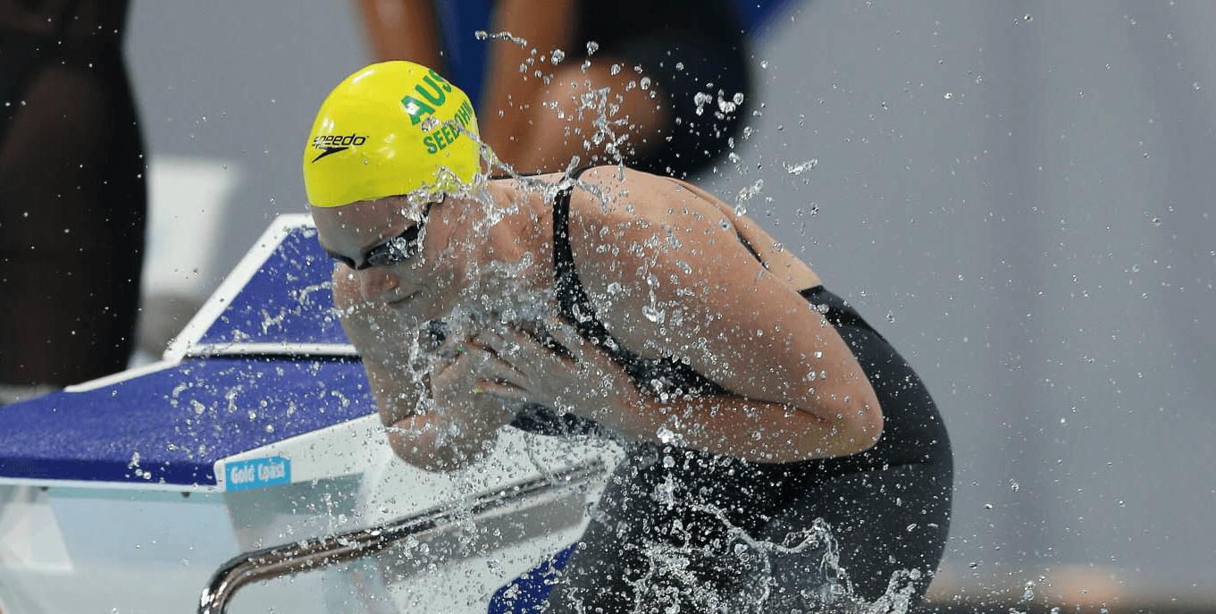 Australian National Champion Emily Seebohm Drops 200 IM from 2015 Worlds Program