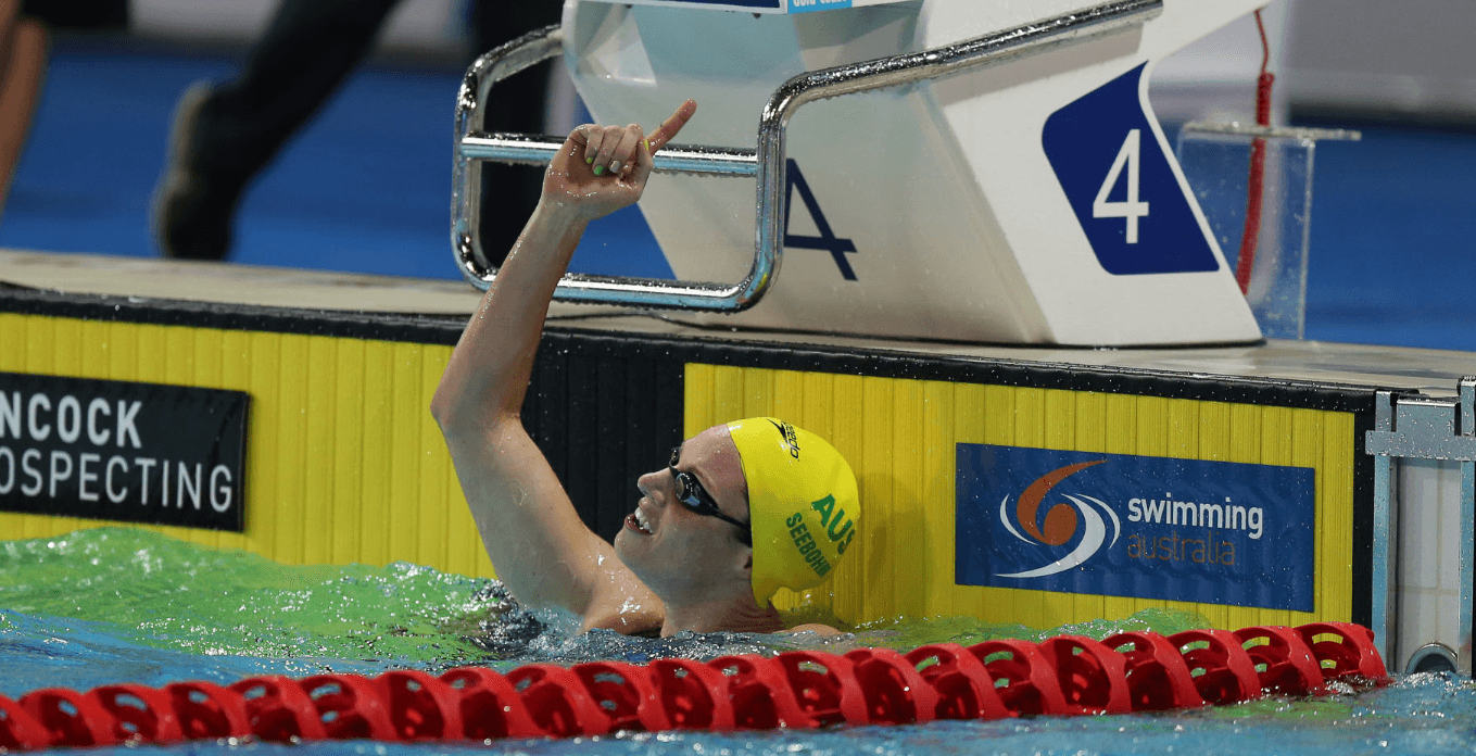 Seebohm Expresses Uncertainty About Going For Tokyo 2020