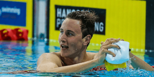 Cameron McEvoy,  2014 Pan Pacs (courtesy of Paul Younan)