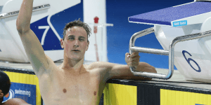 Australia Wins; McEvoy, Kaneto Earn Swimmers Of Aquatic Super Series