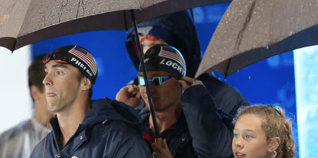 Michael Phelps, 2014 Pan Pacific Championships (courtesy of Paul Younan)