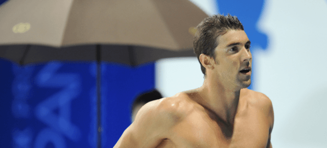 Michael Phelps, 2014 Pan Pacific Championships (courtesy of Scott Davis)