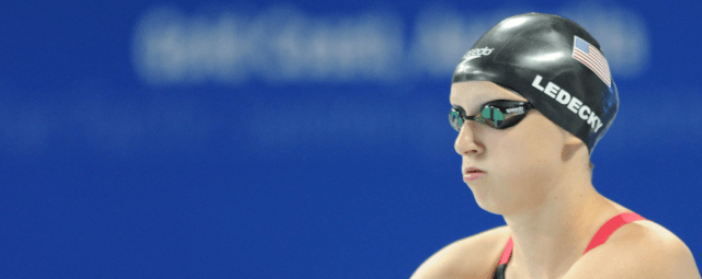 Katie Ledecky, 2014 Pan Pacific Championships (courtesy of Scott Davis)